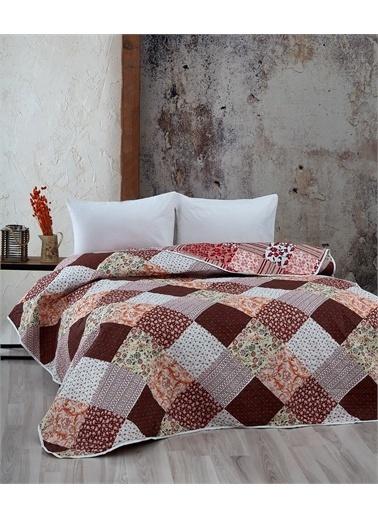 Komfort Home Çift Kişilik Çok Amaçlı Örtü - Pike 200x220 CM / D15 Renkli